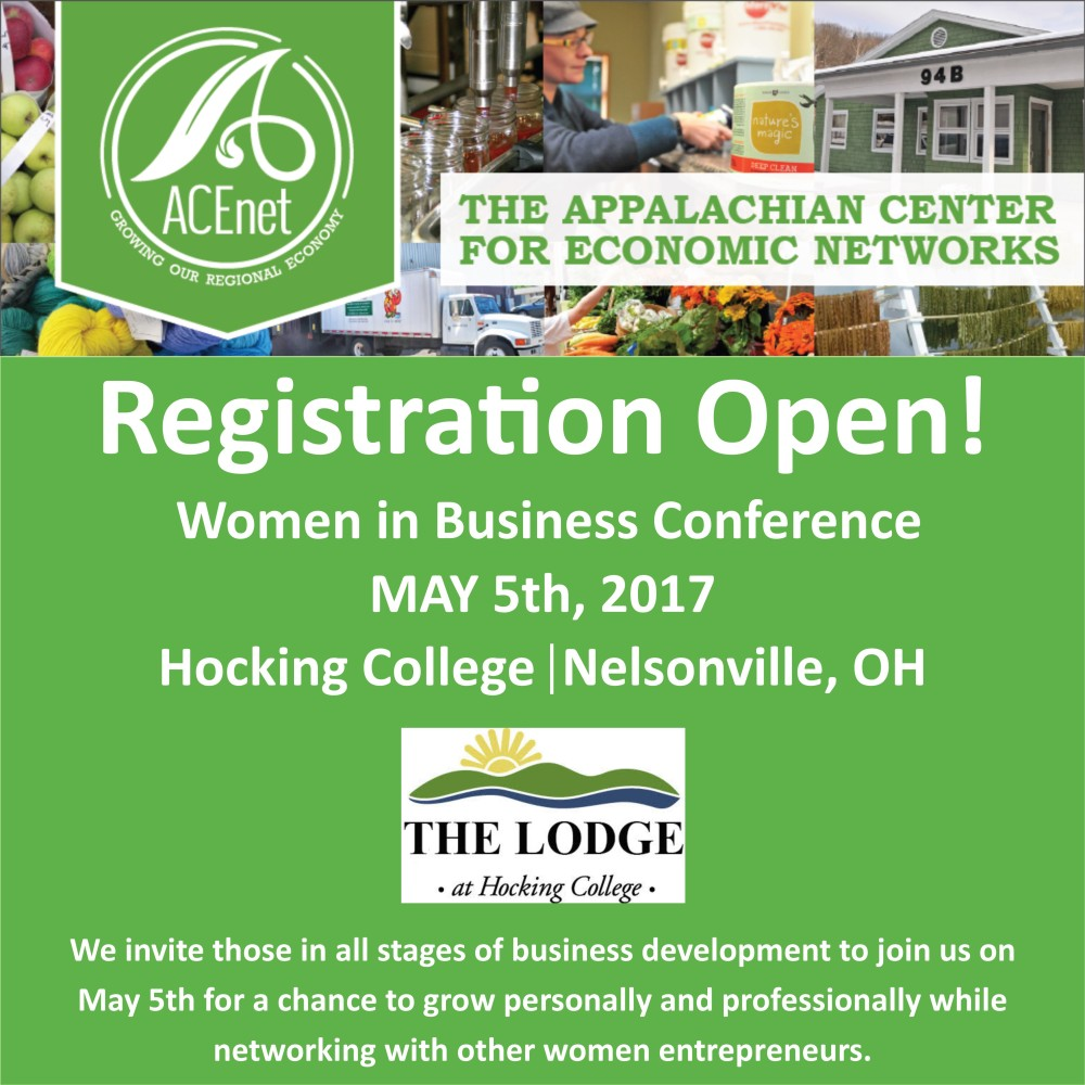 Women in Business Registration open graphic