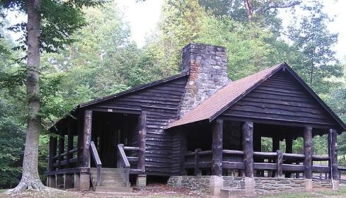 cabin NPs photo