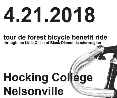 Tour de Forest Benefit Bike Ride April 21