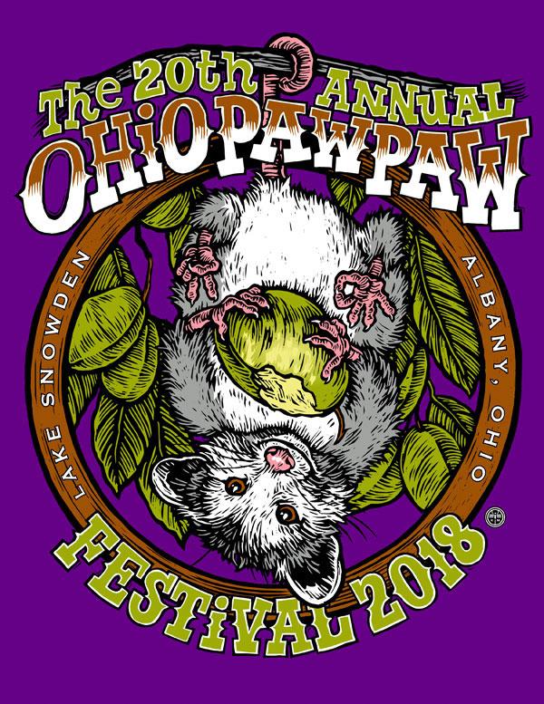 2018 Ohio Pawpaw Festival