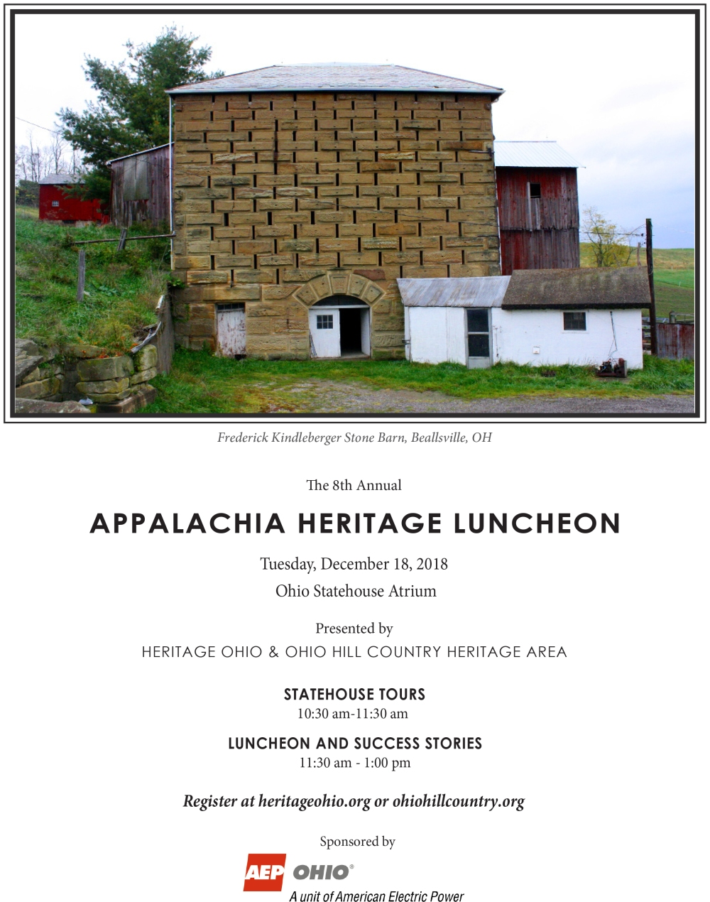 Appalachia Heritage Luncheon_Save the Date_Digital (1)