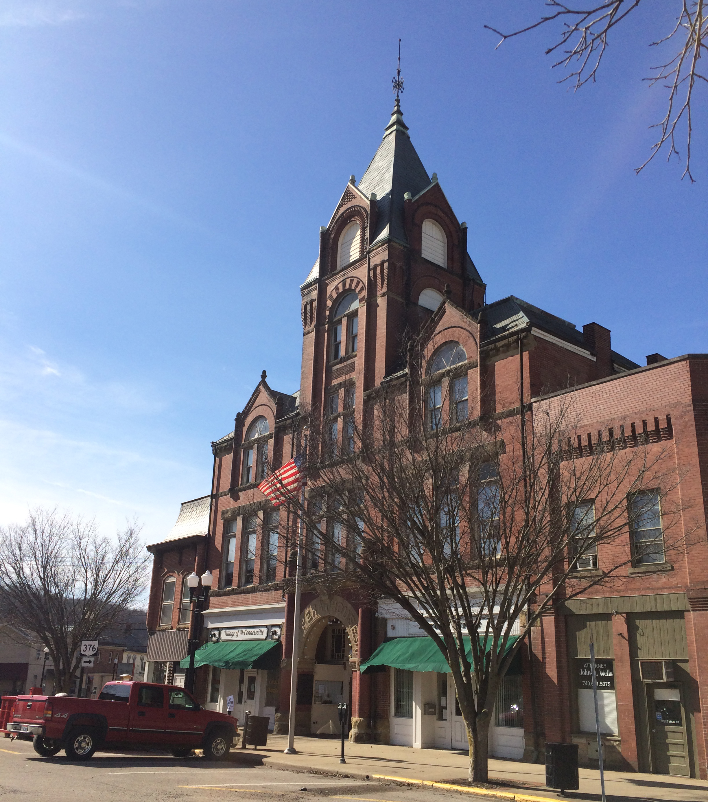 Winding Road Stories:     Twin City Opera House