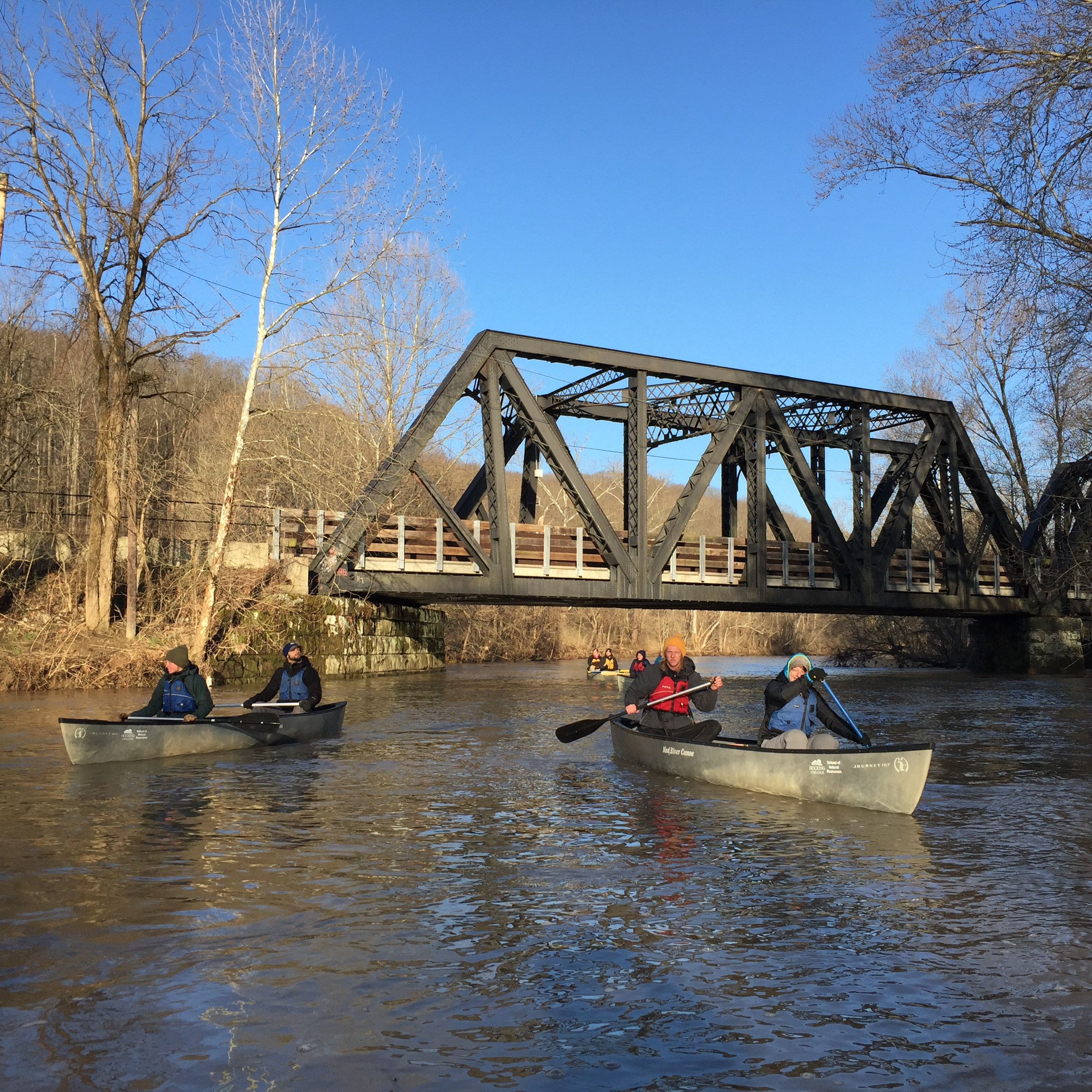 Hocking River Eco Adventure