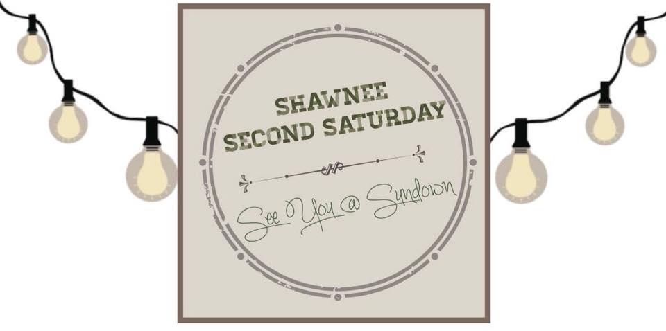 Shawnee Second Saturday Returns